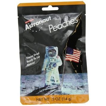 American Outdoor Products Freeze-Dried Astronaut, Peaches (Pack of 10)