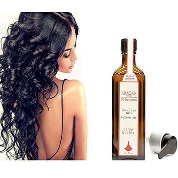 Salon Quality All Types Of Hair Oil Treatment (3.38 Fl. Oz.) ( 2-Pack )