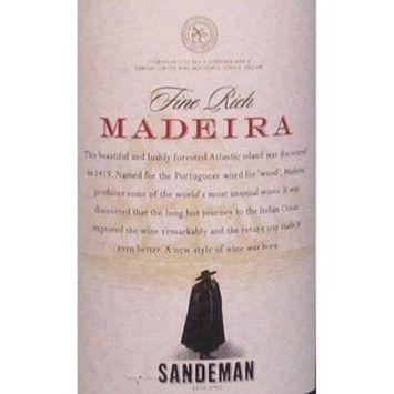 Sandeman Madeira Fine Rich 750ML