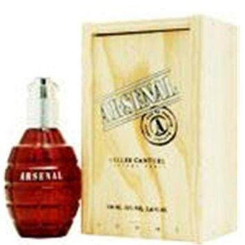 Gilles Cantuel - Arsenal Red Eau De Parfum Spray 3.4 oz (Men's) - Bottle