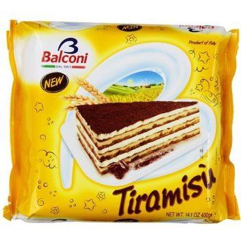 Balconi Tiramisu Cake, 14.1 Ounce