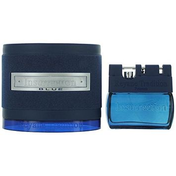 Insurrection Blue By: Reyane Tradition 3.3 oz EDT, Men's