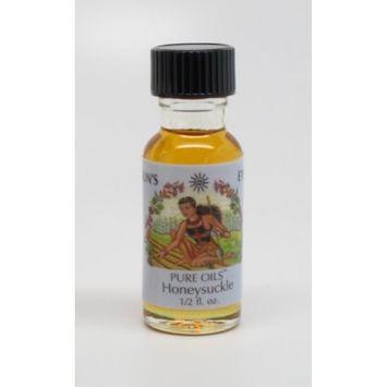 Honeysuckle - Sun's Eye Pure Oils - 1/2 Ounce Bottle