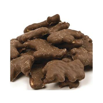 Original Chocolate Animal Crackers - Stauffer - Bulk Snack