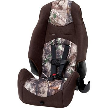 Dorel Juvenile Products Cosco Highback 2-in-1 Booster Car seat - Realtree