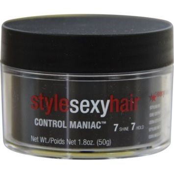 Sexy Hair Short Sexy Control Maniac Wax 1.7 oz.