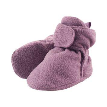 Luvable Friends Fleece Booties, 6-18 Months