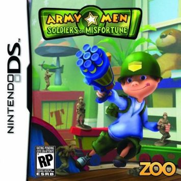 Destination Software Army Men: Soldiers of Misfortune (used)