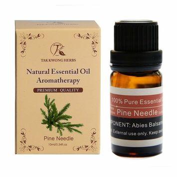 TKH Pine Needle Pure Essential Oil 10ml Natural Plants Extracts (0.34 fl oz) Premium Therapeutic Oil