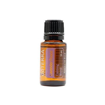 doTERRA Lavender Peace - Therapeutic Grade Essential Oil Aromatherapy - 1 Bottle X 15ml - New & sealed +