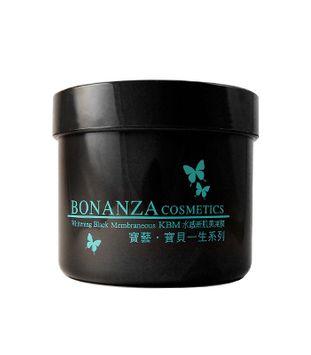 BONANZA Whitening Black Membraneous KBM Gel Mask 550g