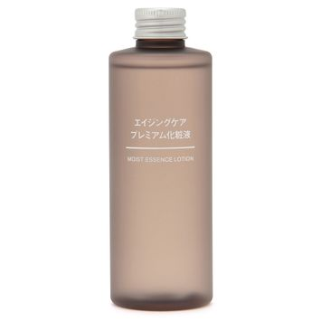 MUJI - Anti-aging Premium Moist Essence Lotion 200ml