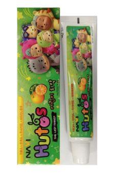 EQMAXON Corp. - Navi Hutos Kids Toothpaste 90g