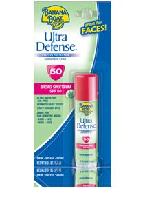 Banana Boat Ultra Defense Stick Sunscreen SPF 50