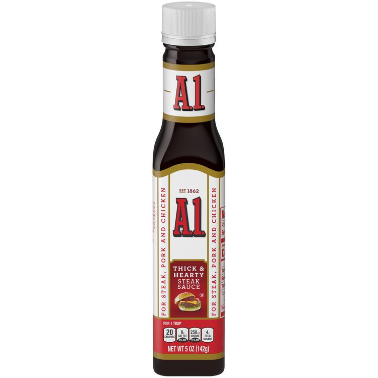 A.1. Thick & Hearty Steak Sauce