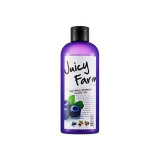 Missha Juicy Farm Shower Gel 300ml (Very Barry Blueberry) 300ml