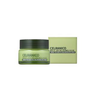 CELRANICO - Green Tea Seed Oil Balancing Eye Cream 30ml 30ml