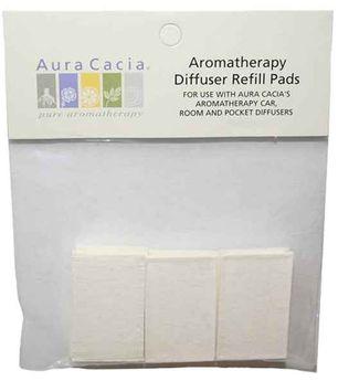 Botanic Choice Aura Cacia Aromatherapy Room Diffuser Refill Pads
