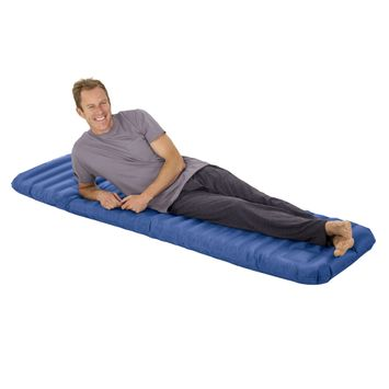 Air Comfort Roll & Go Inflatable Large Sleeping Pad