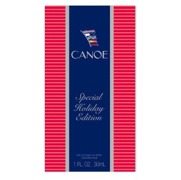 Dana Classic Fragrances Canoe Special Holiday Ediiton Eau de Toilette Spray, 1 fl oz, 30 mL