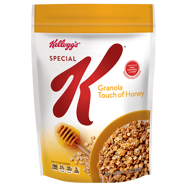 Kellogg's® Special K® Granola Cereal Touch of Honey