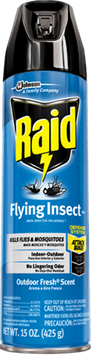 Raid Flying Insect Killer 7