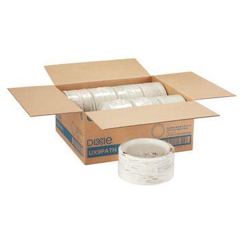 Dixie Paper Plates, Medium Weight, 8 1/2, 1000