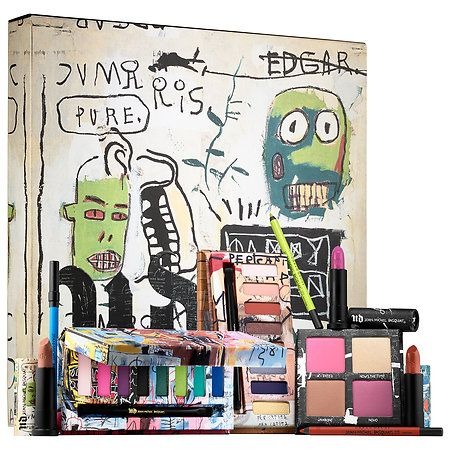 Urban Decay Jean-Michel Basquiat Vault