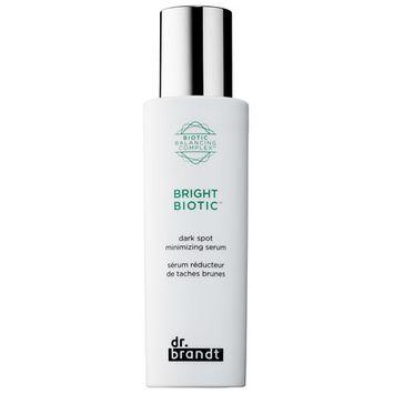 dr brandt® SKINCARE BRIGHT BIOTIC™ Dark Spot Minimizing Serum