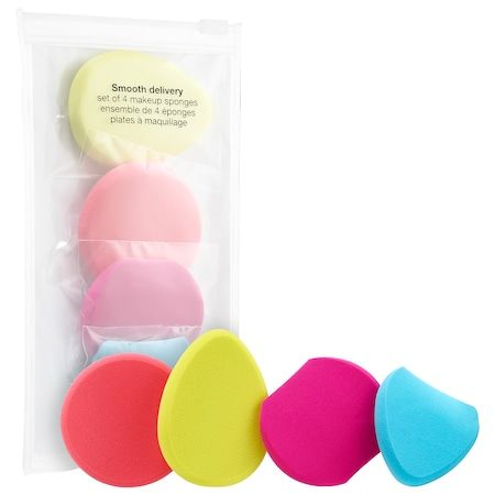 SEPHORA COLLECTION Smooth Delivery Sponges 4 Sponges