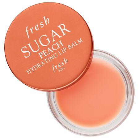 Fresh Sugar Peach Hydrating Lip Balm 0.21 oz/ 6 g