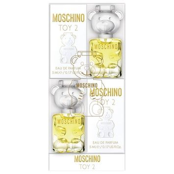 Moschino MOSCHINO TOY 2 Mini Duo 2 x 0.17oz/5mL