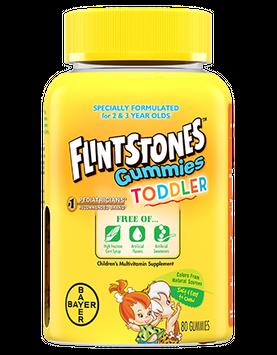 Flintstones™ Toddler Gummies Multivitamin