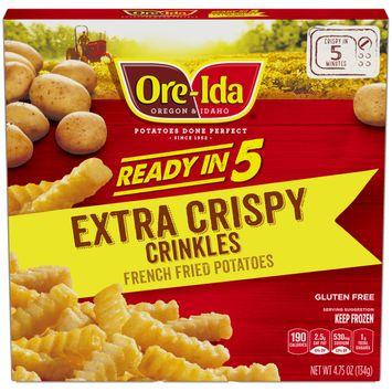 Ore-Ida Easy Fries Golden Crinkles