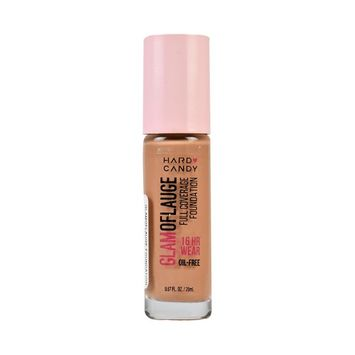 Hard Candy Glamoflauge Full Coverage Foundation, 1514 Warm Almond [name: actual_color value: actual_color-1514warmalmond]