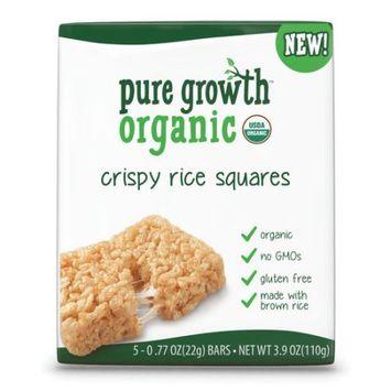 Pure Growth Organic Crispy Rice Square