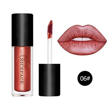 Hot Sales! DEESEE(TM) Sexy Long Lasting Waterproof Liquid Lipstick Lipstick Cosmetic Beauty Makeup