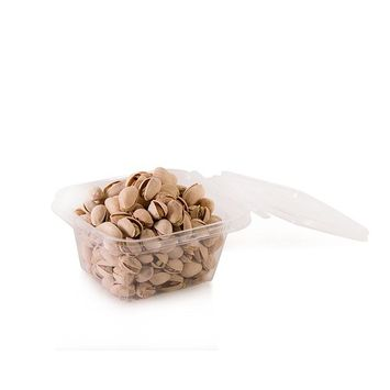 Pistachios, Freshly Roasted and Salted, 16 oz. Resealable Container, (Freshly Roasted)
