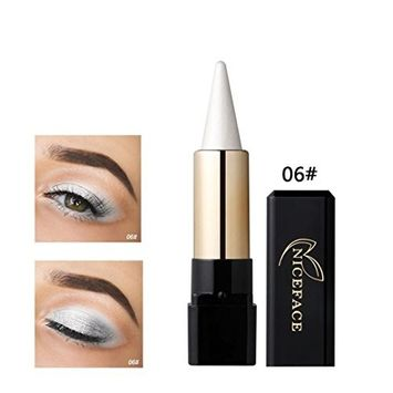 Alonea Sparkly Makeup Glitter Loose Powder EyeShadow Silver Eye Shadow Pigment