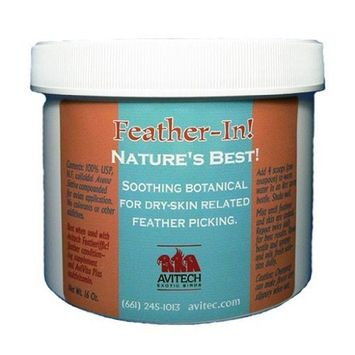 Avitech Feather in Anti Pick Treatment, 8 oz