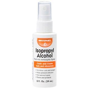 Safetec of America MS60160 ISO Alcohol Spray, 2 oz Pump (5)