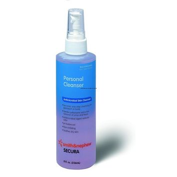 Special 1 Pack of 5 - Secura Personal Cleanser 8oz bottles