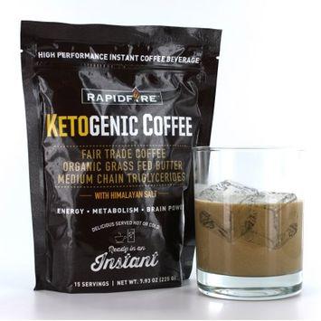 Windmill Health Products Rapid Fire Ketogenic Coffee Instant Mix, 7.93 oz