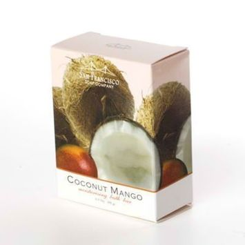 Coconut Mango Moisturizing Bath Bar [Coconut Mango]