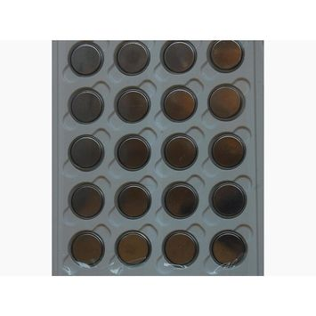 100 pcs CR1620 Bulk 3v Lithium Battery Compatible with 1620 CR1620 DL1620 ECR1620 BR1620 280-208 DL1620B BR1620-1W CR1620-1W KCR1620 LM1620 5009LC L08 plus Coupon, ship from USA,Brand Hillflower