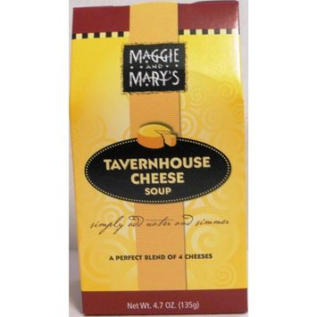 Maggie and Mary's Tavernhouse Cheese Soup