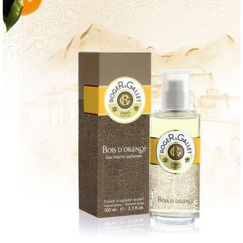 Roger & Gallet - Bois d' Orange Fresh Fragrant Water Spray 100ml/3.3oz