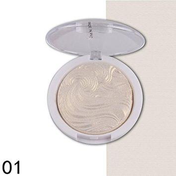 Binmer(TM) 3D Shimmer Highlighter Face Powder Palette Face Base shine Illuminator Makeup