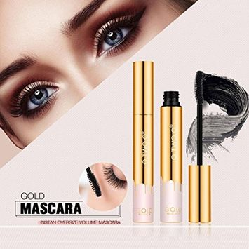 Alonea Black Waterproof Makeup Eyelash Long Curling Mascara Eye Lashes Extension