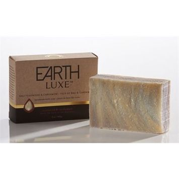 Earth Luxe Soap Bar - Bali Teakwood & Cardamom Nearly Natural